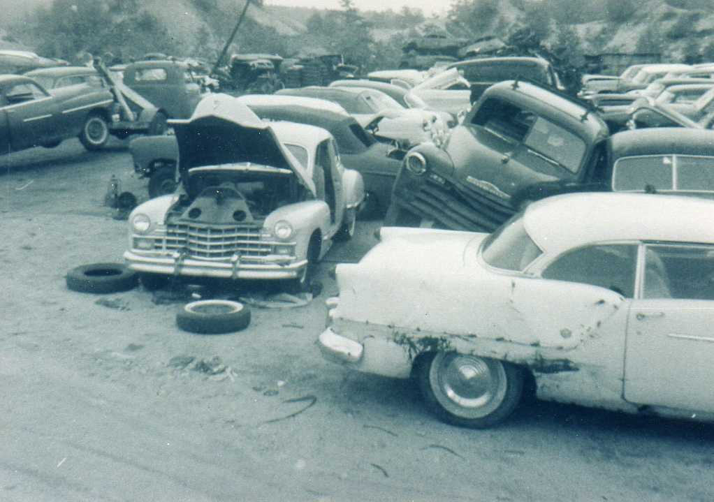 Woonsocket Auto Salvage 1 800 924 2303
